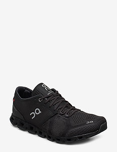 Cloud X - running shoes - black/asphalt