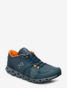 Cloud X - running shoes - storm/flash