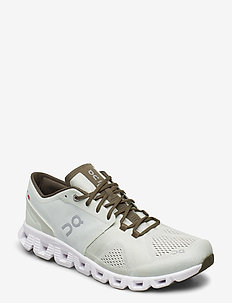 Cloud X - chaussures de course - aloe/white