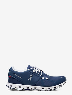 Cloud - lave sneakers - denim/white