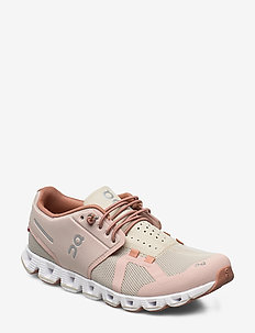Cloud - running shoes - rose/sand