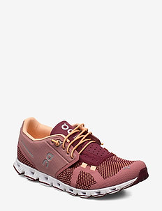 Cloud - running shoes - dustrose/mulberry