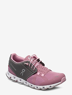 Cloud - running shoes - charcoal/rose