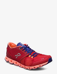 Cloud X - running shoes - red/flash