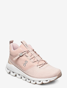 Cloud Hi Monocrome - hoge sneakers - rose