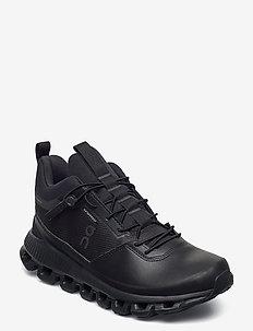 Cloud Hi WP - höga sneakers - all black
