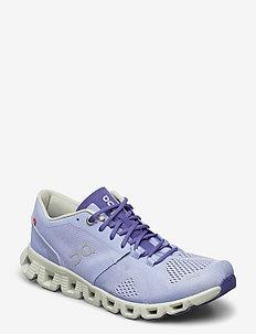 CloudX - juoksukengät - lavender/ice