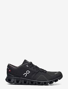 CloudX - løbesko - black/asphalt