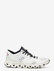 CloudX - løbesko - white/black
