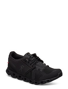 Cloud - running shoes - all black