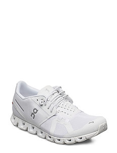 Cloud - running shoes - all white