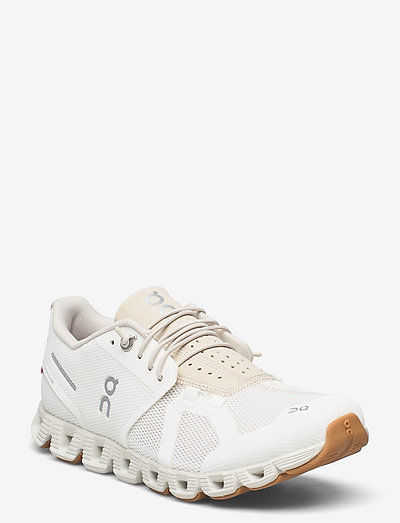 Cloud - low top sneakers - white/sand