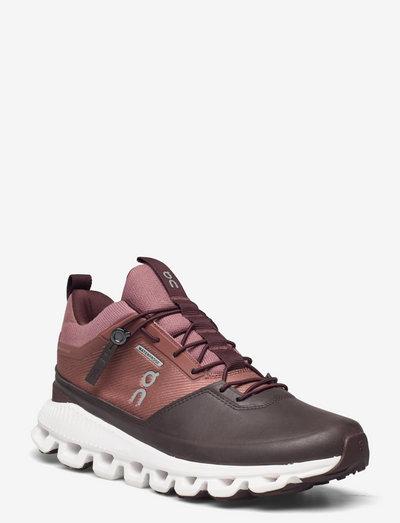 Cloud Hi Waterproof - low top sneakers - cocoa/pebble