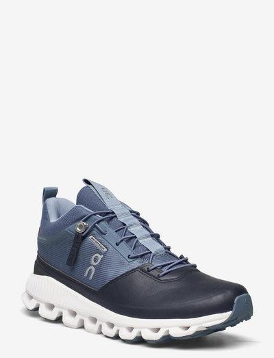 Cloud Hi Waterproof - low top sneakers - dust/navy