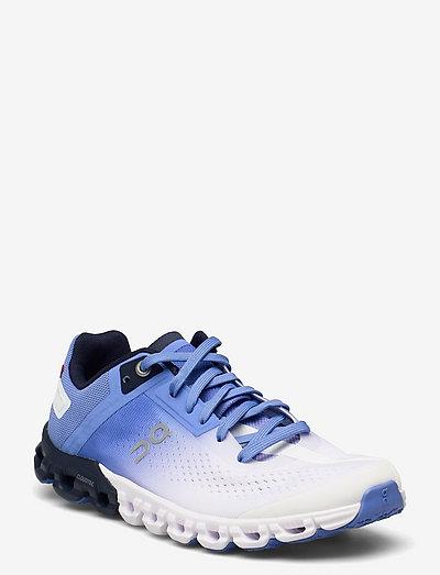 Cloudflow - running shoes - marina/white