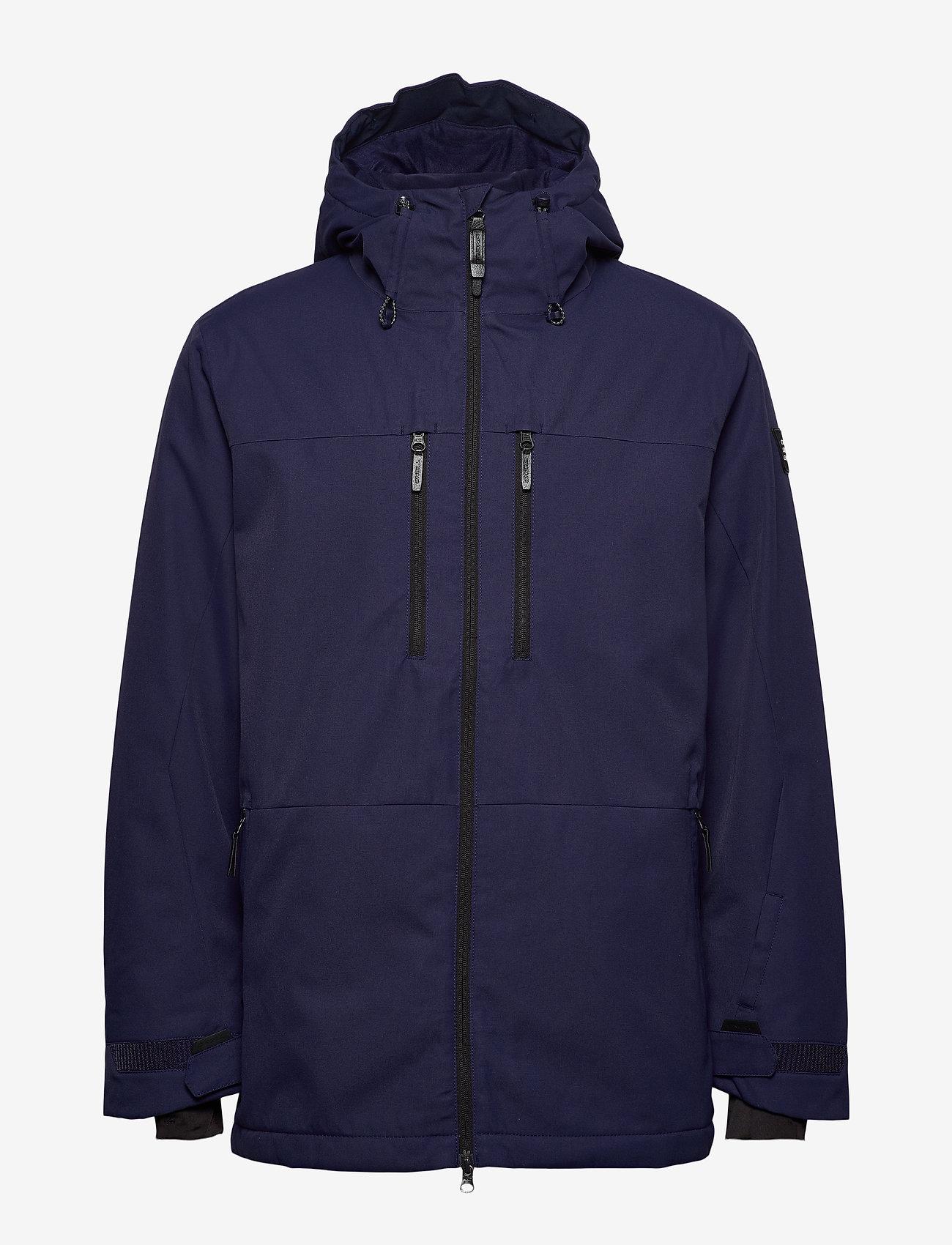 O'Neill - PM PHASED JACKET - skijakker - ink blue - 0