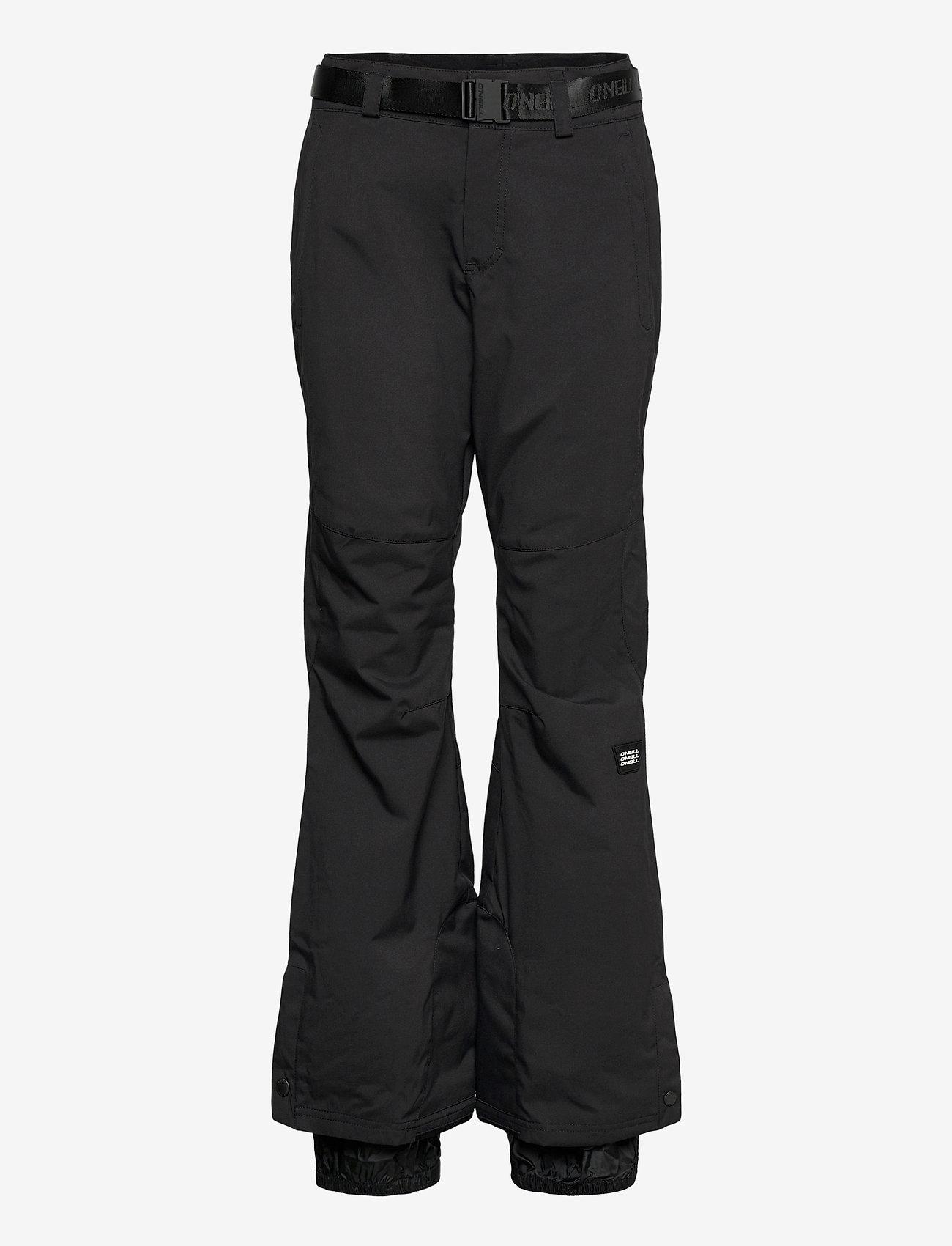 O'Neill - PW STAR SLIM PANTS - skibroeken - black out - 0