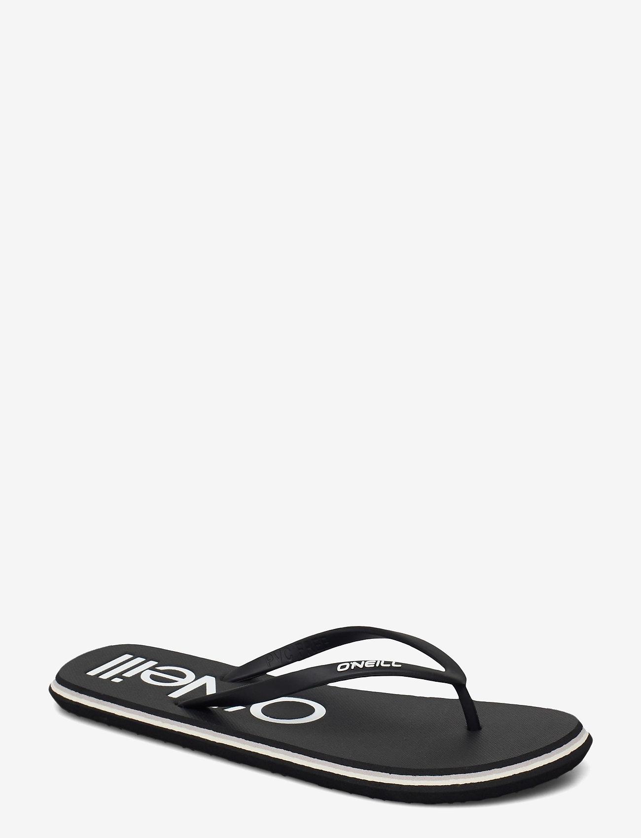 O'Neill - FW PROFILE LOGO SANDALS - sport schoenen - black out - 0