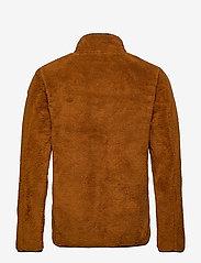 O'Neill - PM BAFFLE MIX FZ FLEECE - basic-sweatshirts - glazed ginger - 1