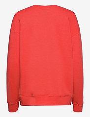 O'neill - LW CALI GRAPHIC CREW - sweatshirts - hot coral - 1