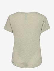 O'neill - LW ESSENTIALS T- SHIRT - t-shirts - desert sage - 1