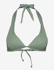 O'neill - PW SAO MIX TOP - trójkątny stanik bikini - lily pad - 0