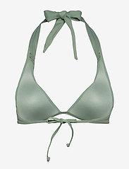 O'neill - PW SAO MIX TOP - trójkątny stanik bikini - lily pad - 1