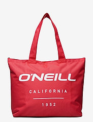 O'neill - BW LOGO TOTE - tote bags - cayenne coral - 0