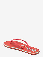 O'Neill - FW PROFILE LOGO SANDALS - sport schoenen - hot coral - 2