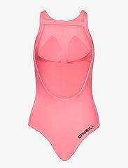O'neill - PW  LOGO BATHINGSUIT - sportsbadetøj - crystal rose - 1