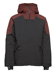 PM TOTAL DISORDER JACKET - BLACK OUT