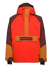 PM ORIGINAL ANORAK - FIERY RED