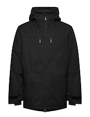 PM PHASED JACKET - BLACK OUT