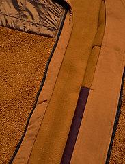 O'Neill - PM BAFFLE MIX FZ FLEECE - basic-sweatshirts - glazed ginger - 3