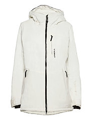 PW APO JACKET - POWDER WHITE