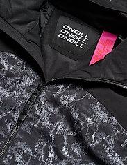 O'neill - PW WAVELITE JACKET - skijakker - black out - 8