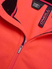 O'Neill - PW O'RIGINALS FLEECE HZ - fleece - fiery coral - 2