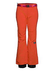 PW STAR SLIM PANTS - FIERY RED