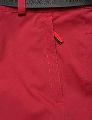O'neill - PW STAR SLIM PANTS - skibukser - rio red - 2