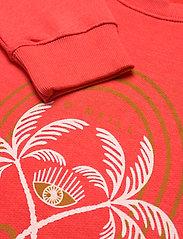 O'neill - LW CALI GRAPHIC CREW - sweatshirts - hot coral - 2