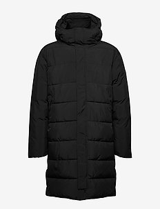 LM XTRA PUFFER JACKET - sports jackets - black out