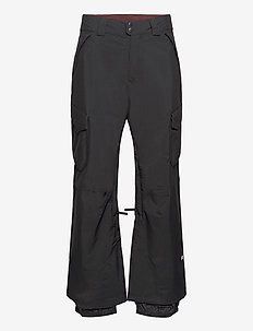 PM CARGO PANTS - skibroeken - black out