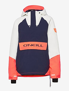 PW O'RIGINALS ANORAK - laskettelutakki - powder white