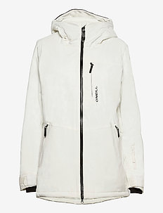 PW APO JACKET - ski jassen - powder white