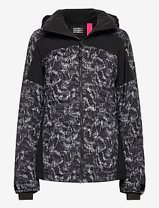 PW WAVELITE JACKET - ski jassen - black out