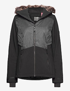 PW HALITE JACKET - laskettelutakki - black out