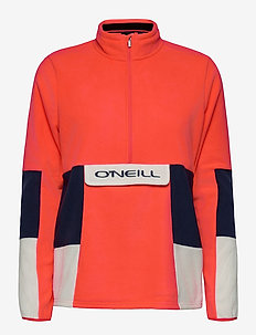 PW O'RIGINALS FLEECE HZ - fleece - fiery coral