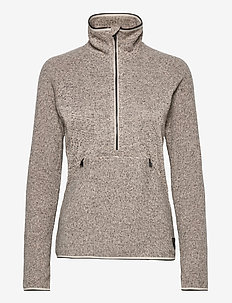 PW SNOW CITY FLEECE HZ - fleece - chateau gray