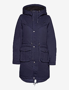 LW JOURNEY COTTON PARKA JACKET - parka's - scale