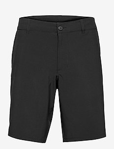 PM HYBRID CHINO SHORTS - chinos shorts - black out